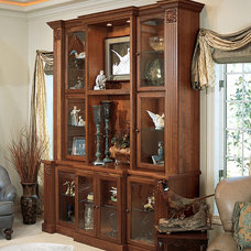 Traditional Living Room by Showplace Wood Products