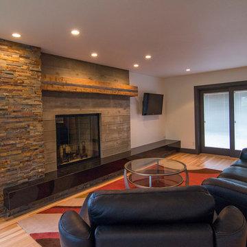 Elkhart Lake Vacation Home Remodel