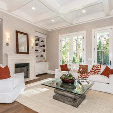 Traditional Living Room by C Interiors