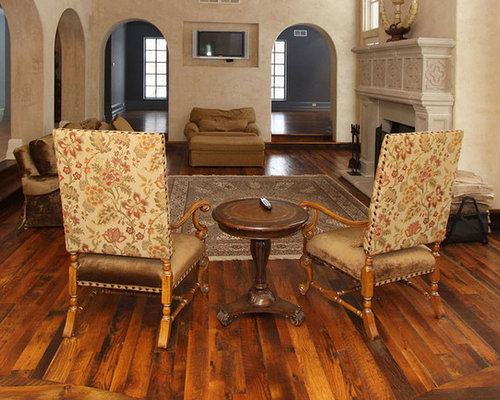 reclaimed antique wood floors paneling