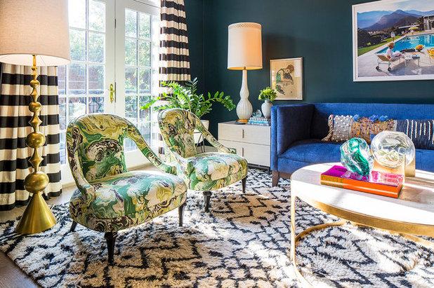 Eclectic Living Room by Studio Sven