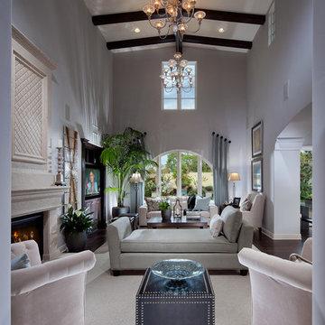 Emerald Cove Living Room 2