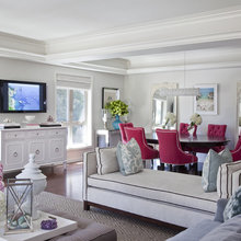 Fun and Easy Ways to add Color to White Spaces