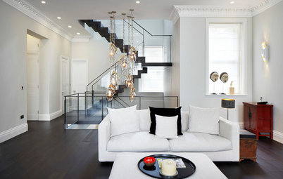 Houzz Tour: Three Apartments Now a Three-Story Home
