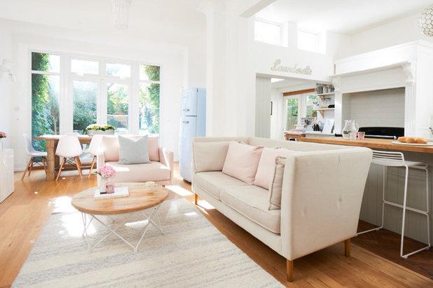 Skandinavisch Wohnbereich by Interior Therapy