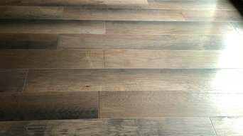 Engineered Hardwood Installs