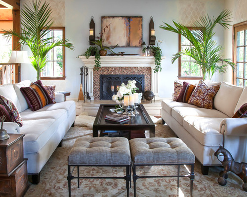 saveemail - Living Rooms With Ottomans