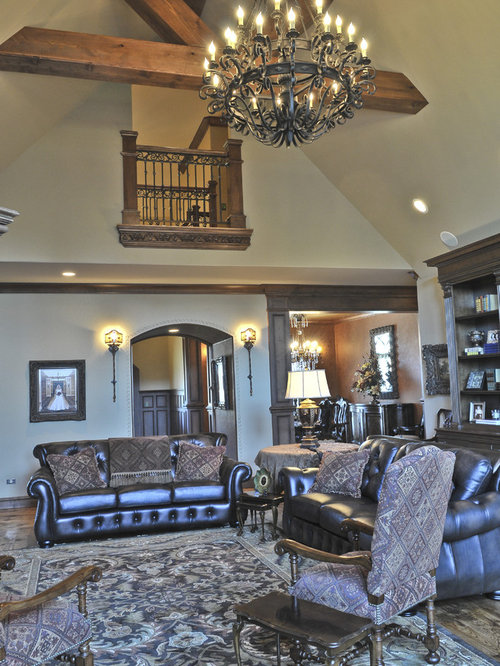 Oklahoma City Living Room Ideas Design Photos Houzz