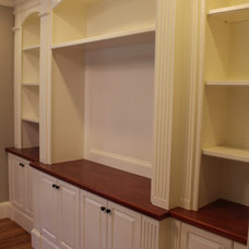 Traditional  by Custom Home Finish