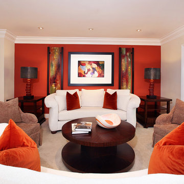 Entries & Living Spaces