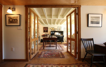 Room of the Day: A Former Garage Hits a High Note