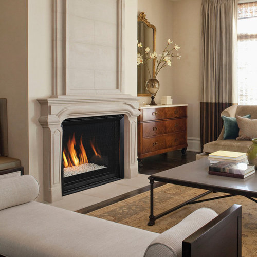 Contemporary Fireplace Design Collection by Astria