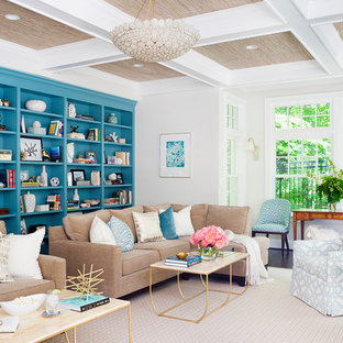 Erika Bonnell Interiors - Washington DC Living Room