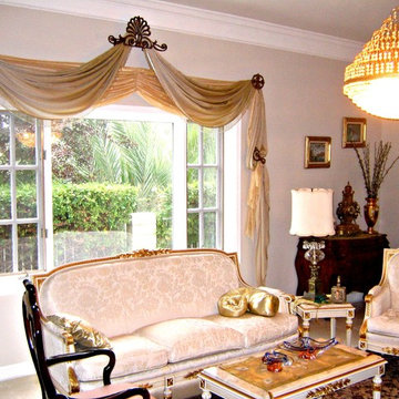 Escondido, CA, Eclectic -Traditional, middle eastern house