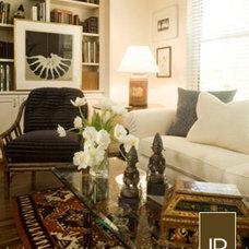 Contemporary Living Room by JR Studio Design - Joel Robare