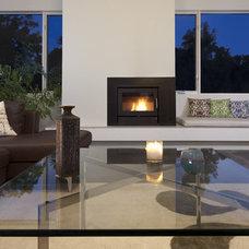 Contemporary Living Room by Koru Ltd