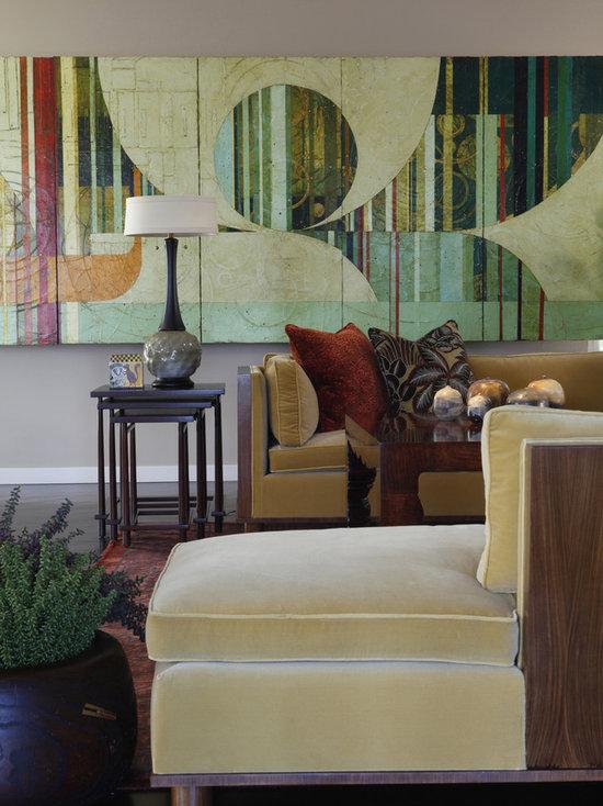 Large Artwork Houzz - Large artwork for living room