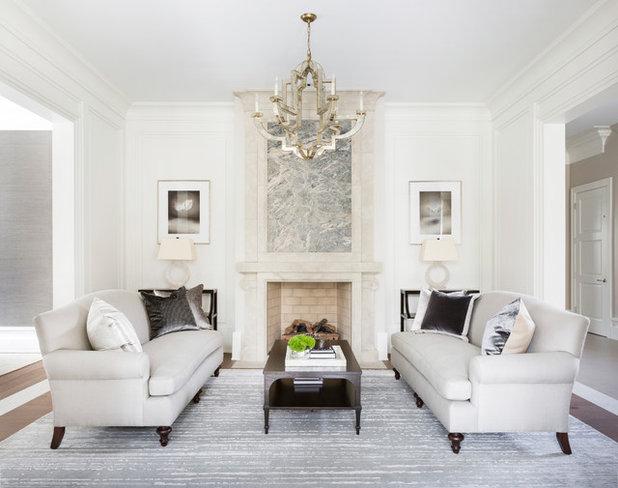 Classique Salon by Marie Flanigan Interiors