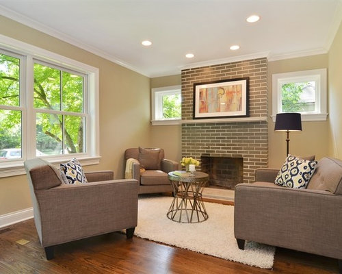 kleine rustikale wohnzimmer ideen design bilder houzz. Black Bedroom Furniture Sets. Home Design Ideas