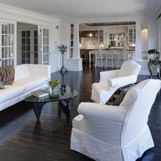 traditional living room by Jane Kelly, Designer for Airoom LLC