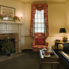 Farmhouse Living Room Ewing House Colonial Williamsburg