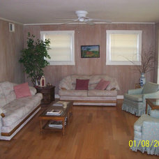 Living Room by Complete Home Services