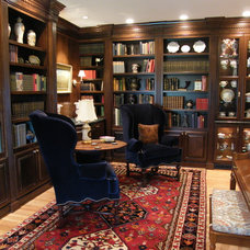 Traditional Living Room by L.EvansDesignGroup,inc