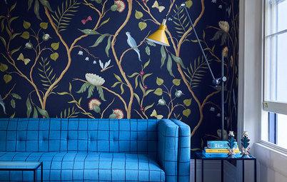 Picture Perfect: 25 Dark Blue Rooms From Classic to Contemporary