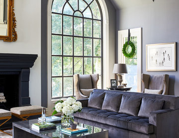 Fabulous Living Room for Entertaining