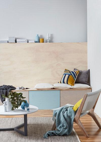 Living Room by Resene