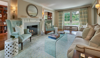 Fairfield County Transitional Home Contact Interiors
