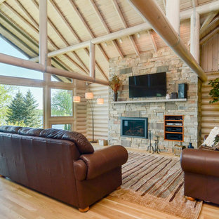Most Popular Rustic Living Room Design Ideas Remodeling Pictures