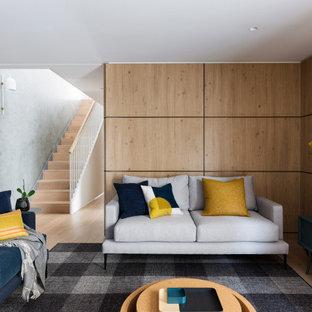 Scandinavian living room in Sydney.