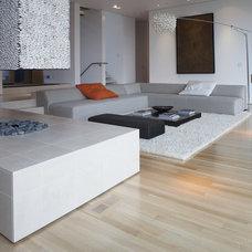 Modern Living Room by Hammer & Hand