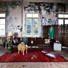 Eclectic Living Room by Rooms and Words