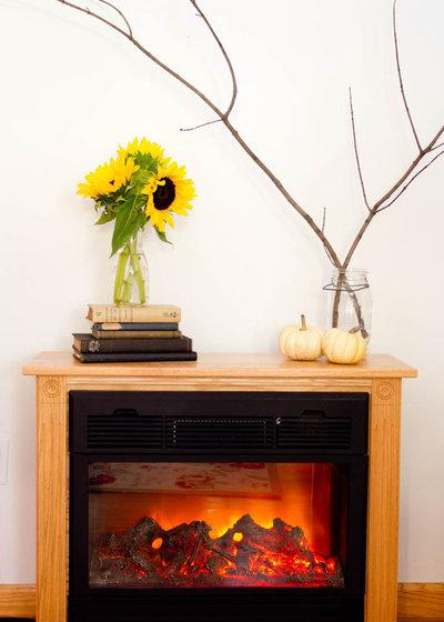 Living Room by Rikki Snyder