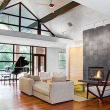 My Houzz: Traditional Texas Home Gets Modern Revamp