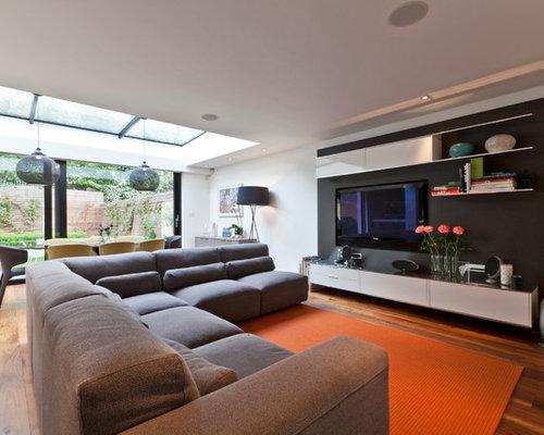 media wall home design photos