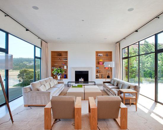 SaveEmailModern Minimalist Living Room   Houzz. Minimalist Interior Design Living Room. Home Design Ideas