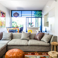 Contemporary Living Room by Ali Ross Design