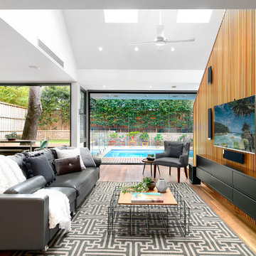 Family Home Upgraded by Superior Design in Lilyfield