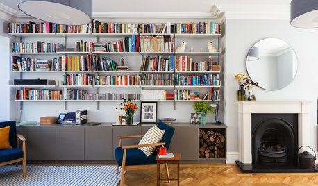 10 Versatile Ways to Use Modular Shelving