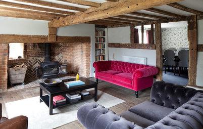 Diseños para la sala de estar que nunca pasan de moda