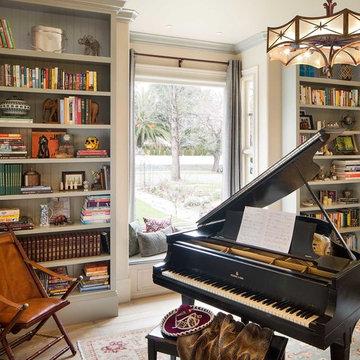 Family Music & Reading Room
