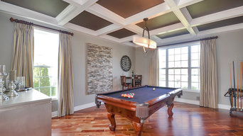 Family Room and Pool Room