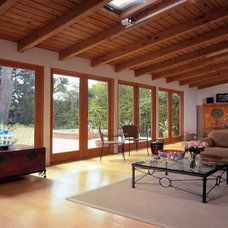 Traditional Living Room by J Thomas Kaiser and Associates