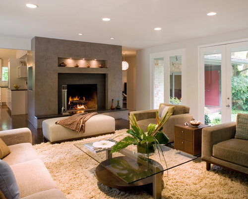 Best Lights Above Fireplace Design Ideas  Remodel Pictures  Houzz