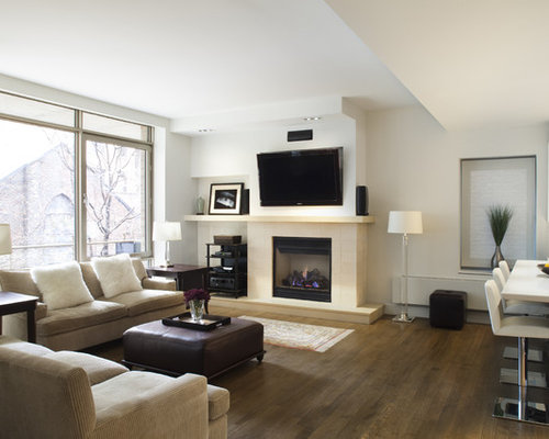 Best 15 Modern New York Family Room Ideas & Designs