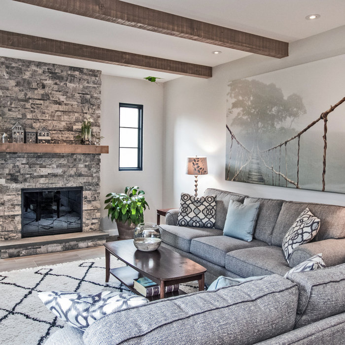 Family Room Renovation