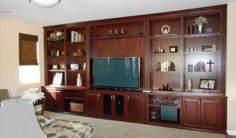Family Room Wall Unit
